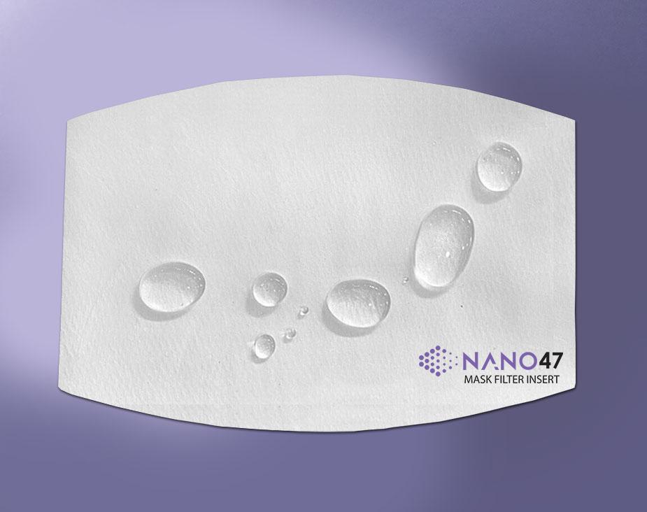 HEPA Mask Filter Insert