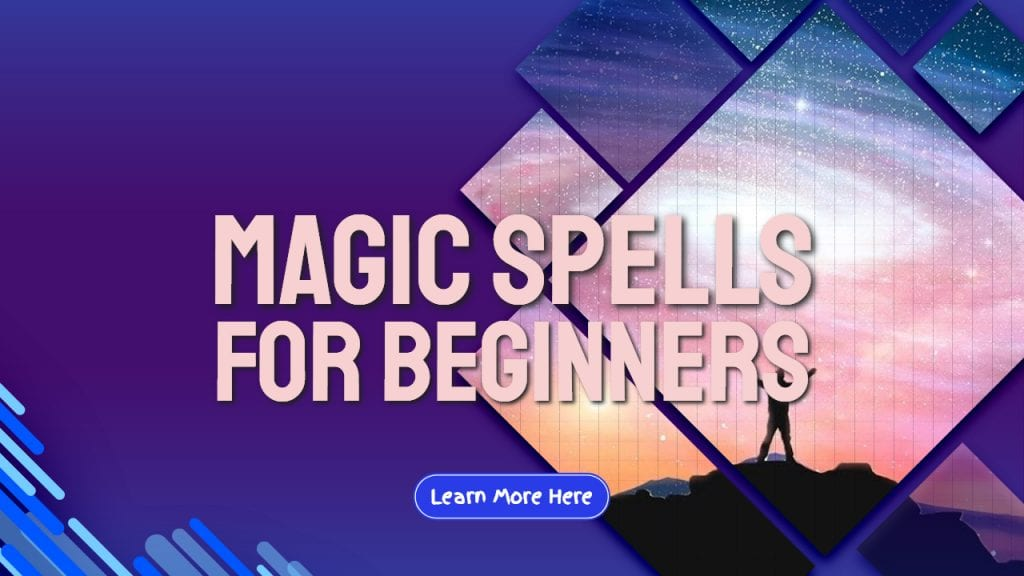 magic spells for beginners